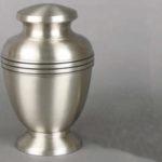 Brass - Silver Urn