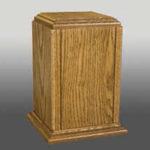 Hardwood Urn